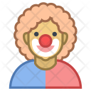 Clown Comedy Icon