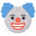 Jester Pierrot Clown Icon