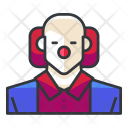 Clown Killer Avatar Icon
