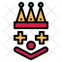 Baby Clown Circus Icon