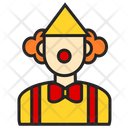 Avatar Clown Man Icon