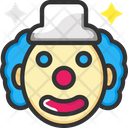 Clown Joker Face Joker Icon