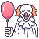 Iclown Clown Devil Joker Icon