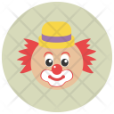 Clown Circus Joker Icon