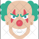 Clown Laugh Jester Icon