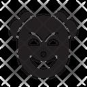 Halloween Clown Scary Icon