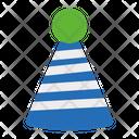 Clown Hat Carnival Icon