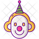 Clown Joker Entertainment Icon