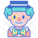 Clown Jozo Funny Icon
