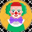 Clown Joker Jester Icon