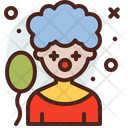 Clown Profession Professional Icon