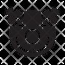 Clown Jester Joker Icon