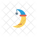 Clown Jester Helloween Icon