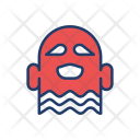 Clown Jester Halloween Icon