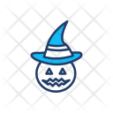 Halloween Clown Jester Icon