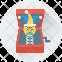 Clown Box Icon