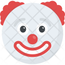 Clown Emoji Icon
