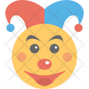 Clown Face Icon