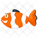 Clownfish Anemonefish Ocellaris Icon