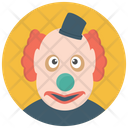 Clown Gag Prank Clown Circus Joker Icon