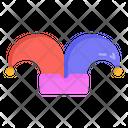 Clown Hat Icon