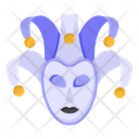 Clown Mask Icon