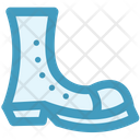 Clown Shoes Footwear Clown Boots Icon