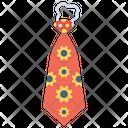 Clown Tie Icon