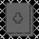 Club Playing Card Icon
