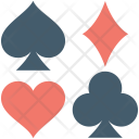 Club Card Diamond Icon