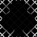 Club Card Poker Icon