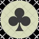 Club Card Gambling Icon
