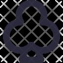 Club Card Casino Icon