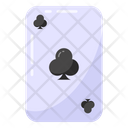 Casino Card Poker Card Club Card Icon