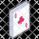 Poker Card Casino Card Card Game Icon