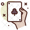 Clubs Casino Game Icon