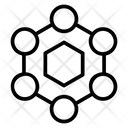 Cluster Clump Group Icon