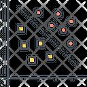 Cluster Analysis Diagram Analysis Icon