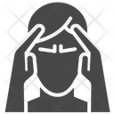 Cluster Headache Headache Sick Icon