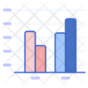 Clustered Column Icon