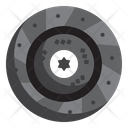 Clutch Disc Vehicle Icon