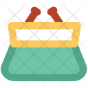 Clutch Bag Handbag Icon