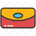 Wallet Purse Clutch Icon