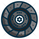 Clutch Disc Icon