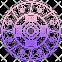 Clutch Disk Clutch Parts Clutch Icon
