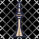 Canada Travel Tourism Icon