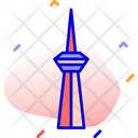 Cn Tower Canada Tower Icon