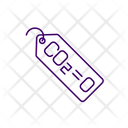 Emission Carbon Co 2 Icon