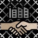 Co Operative Factory Icon