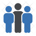 Group Staff Employees Icon